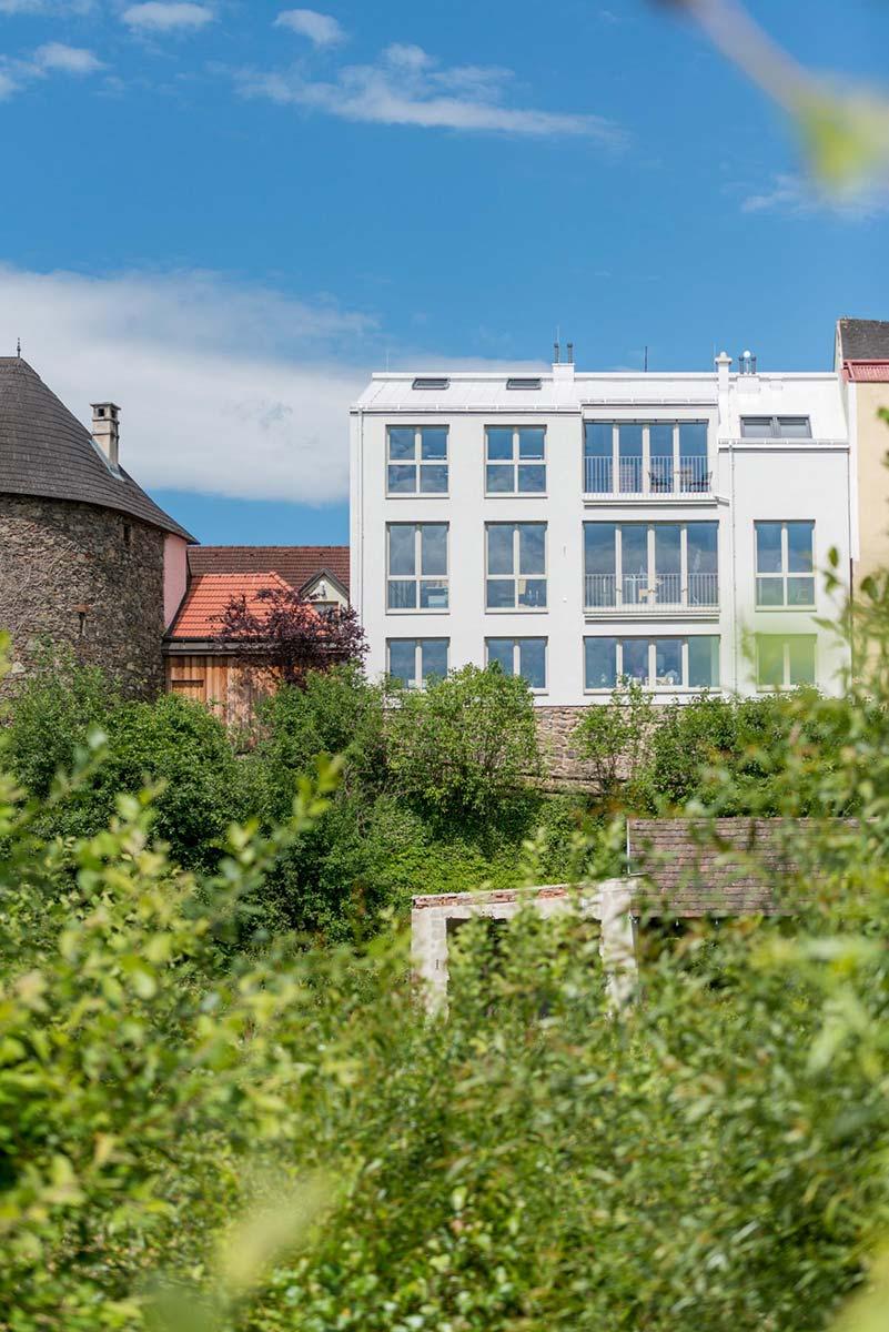 RÖSSLER Rechtsanwalt und Mediation Zwettl - Haus von Außen